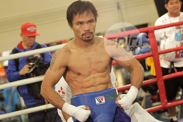 Freddie Roach goes old school in bid to bring back Pacquiao power. Find out what they did in training