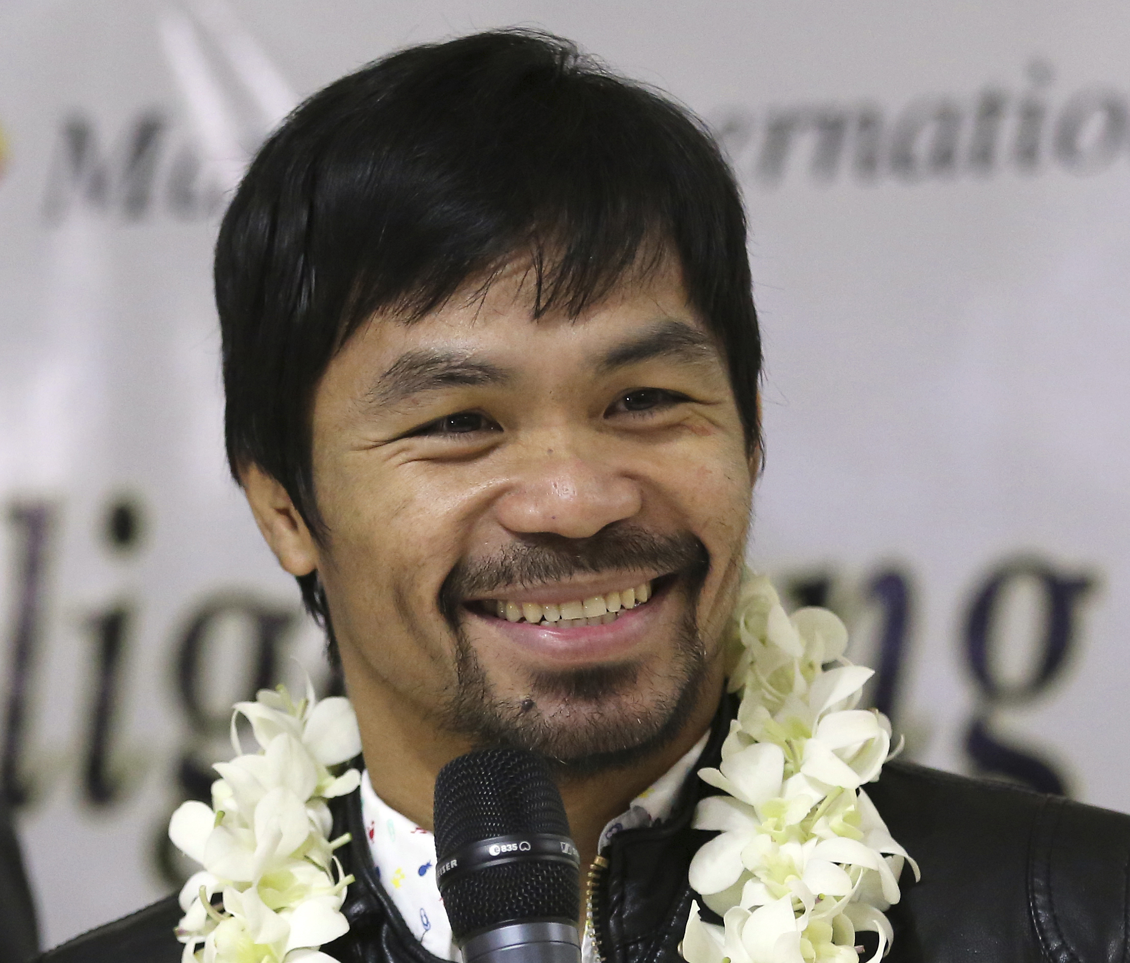 Is Pacquiao ready to give up lucrative Mayweather rematch to be full-time senator?