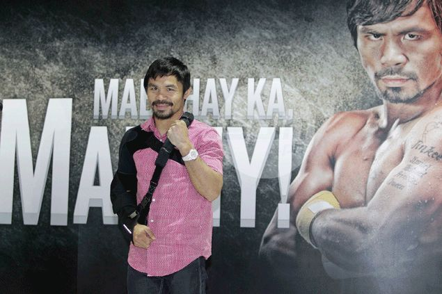 Underwhelming Pacquiao-Mayweather fight shatters record with 4.4 million pay-per-view buys