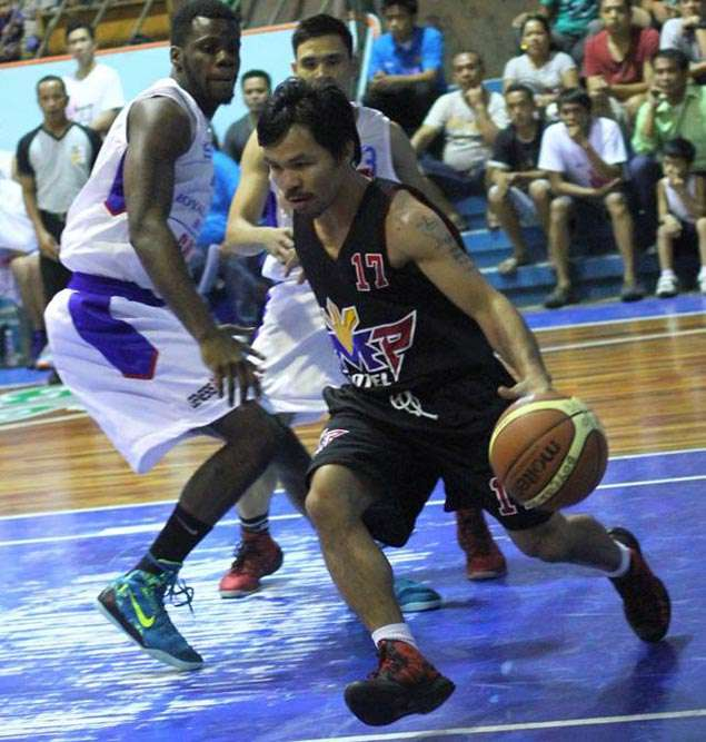 Manny Pacquiao says forthcoming PBA stint came to him in a dream three years ago