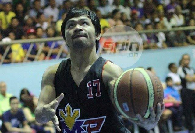 Manny Pacquiao on being picked by Ginebra in PBA rookie draft: 'Hindi imposible'