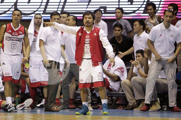 People's team? Salud confident Pacquiao's KIA side bound to be among most popular in PBA