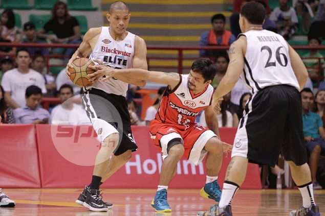 Manny Pacquiao should be careful not to make a fool of himself in PBA debut