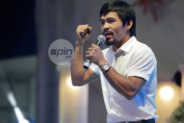 Manny Pacquiao on the defensive after coming under fire for stand on same sex marriage