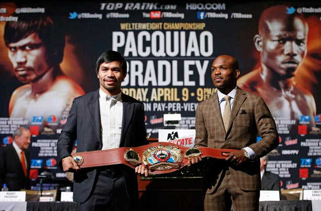 Manny Pacquiao the senatorial candidate finds unlikely endorser in rival Bradley