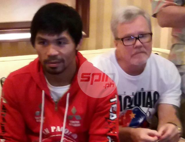For Freddie Roach, first Barrera fight the defining moment in legendary Pacquiao career