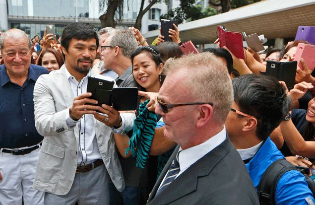 Freddie Roach sure Pacquiao's knockout drought will end in Algieri fight. His reason makes sense