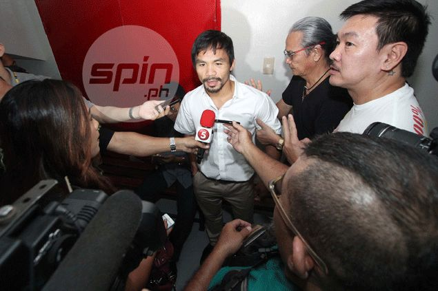 Manny Pacquiao looking to recruit new players to address KIA lack of scoring punch