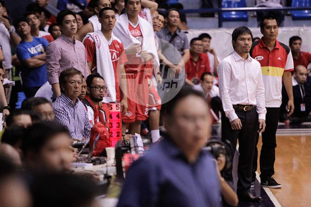 KIA admits getting tempting offers for top draft pick, but 'Pacman' not biting