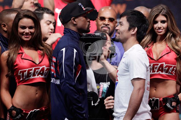 Pacquiao seeks destiny, Mayweather fights for legacy in boxing's fight of fights