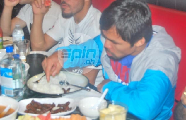 Manny Pacquiao's humility never ceases to amaze owner of his favorite Thai restaurant