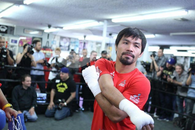 Pacquiao opens up about possible Olympic bid, same-sex marriage and retirement plan