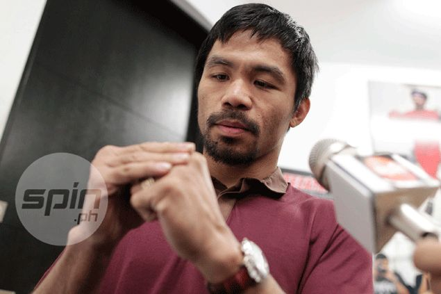 Manny Pacquiao says he is retiring from boxing after bout with Timothy Bradley