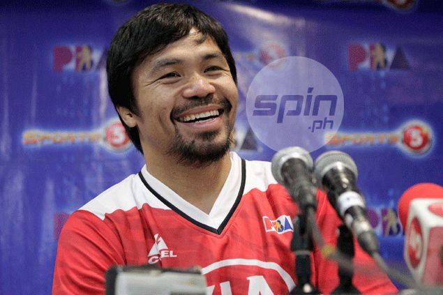 KIA Motors looking for a fitting sendoff for coach Manny Pacquiao as it eyes third straight win vs Blackwater