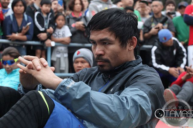 Pacquiao-Mayweather fight to simultaneously air on country's three giant networks, says source
