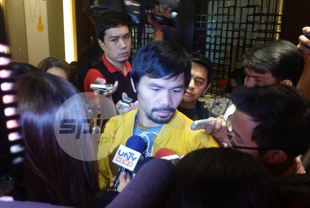 Manny Pacquiao calls for swift, fair investigation into deadly Kidapawan dispersal