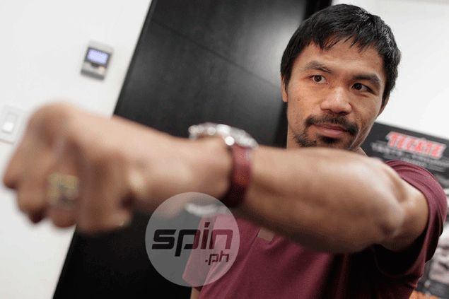 Manny Pacquiao expects an aggressive Bradley when they fight a third time