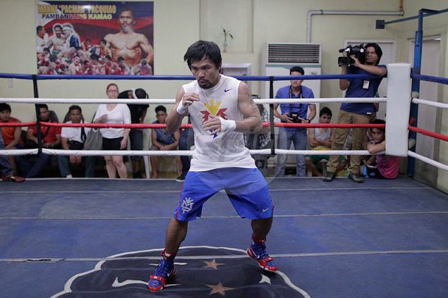 Mayweather talent will trump Pacquiao's heart, says former heavyweight champ Lennox Lewis