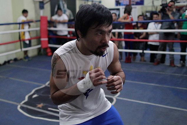 Marquez trainer says Pacquiao is crowd drawer more than Mayweather heading to May 2 title showdown