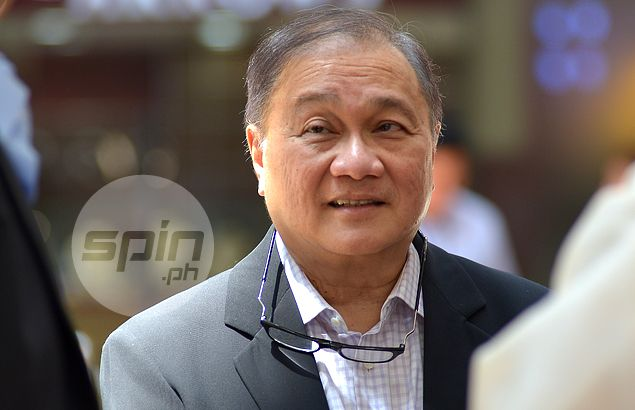 Top sports patron Manny V. Pangilinan quick to dismiss rumors he has fallen ill