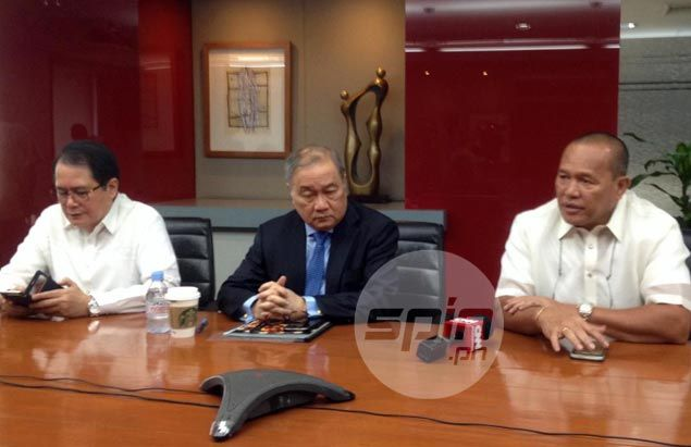 SBP willing to send Gilas to Olympic qualifers, bid for hosting. But on one condition
