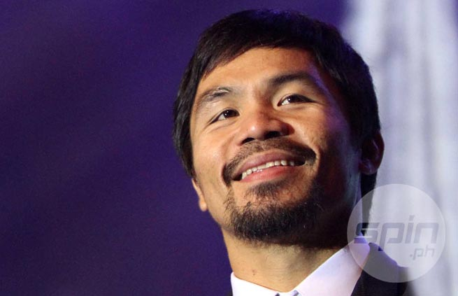 Pacquiao pushes back start of gym work for Horn fight to attend to Senate business
