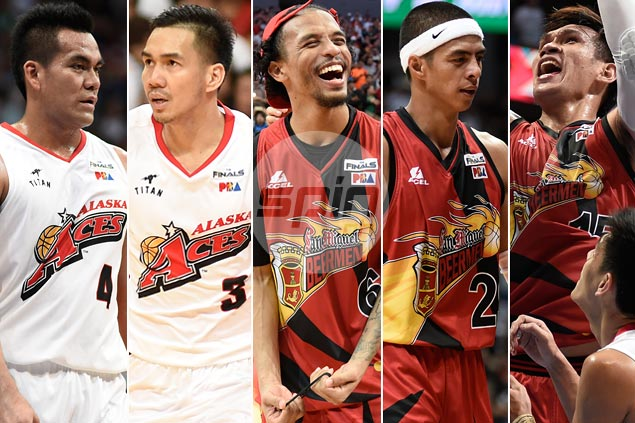 See rise, decline in players' numbers in three Alaska wins and SMB victories in last four