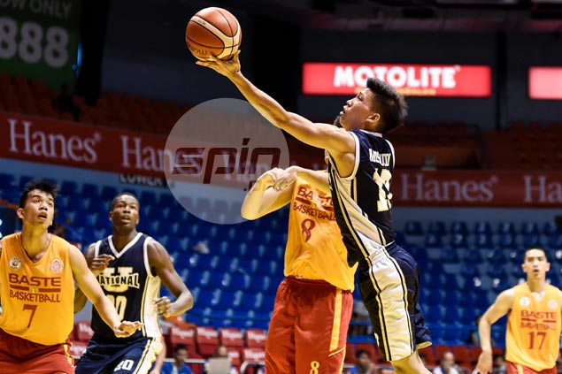 NU Bulldogs use balanced attack to fend off San Sebastian Stags in Filoil Cup