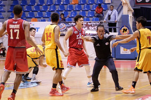 Mapua turns back Emilio Aguinaldo College in brawl-less rematch to make finals of Fr. Martin Cup