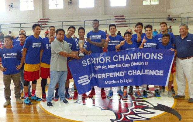 Irony not lost on Stephen Que as Mapua recruit crosses paths with former team USC Warriors