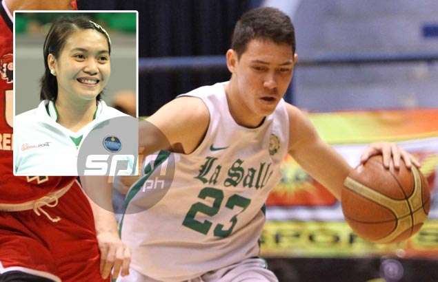 Former Green Archer Robert Bolick says he will continue to support girlfriend Aby Marano's 'babies'
