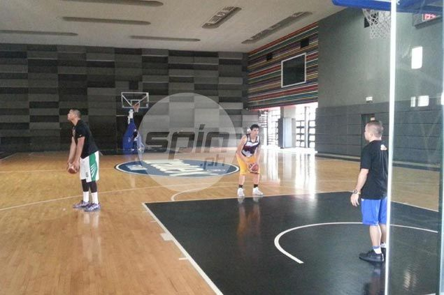 Marc Pingris confirms he will rejoin Gilas practice, hopes to be taken back