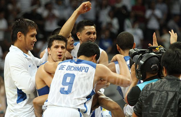 Marc Pingris admits new Gilas coach Tab Baldwin brings out the best in him