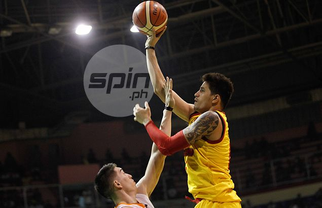 Energizer Bunny Marc Pingris tasked by Cone to reignite fire for 'bored' Purefoods