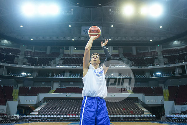 No point comparing Gilas cut Abueva to either Rosario and Reyes, says Pingris