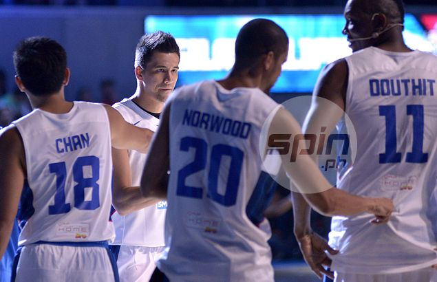 Half-French Marc Pingris says Gilas not intimidated by Nicolas Batum and Co. ahead of France tune-up