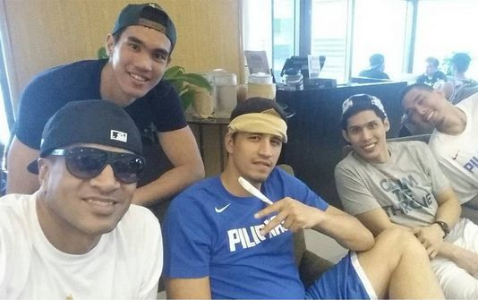Marc Pingris admits he's aware of trade rumors swirling after rejoining Gilas