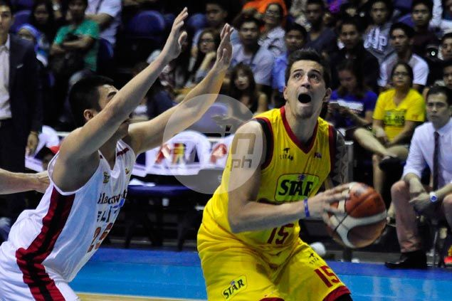 Marc Pingris says Rafi Reavis return from injury a big boost for Star