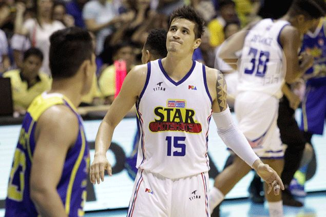 Has Purefoods lost killer instinct? Pingris ponders thought after another playoff meltdown