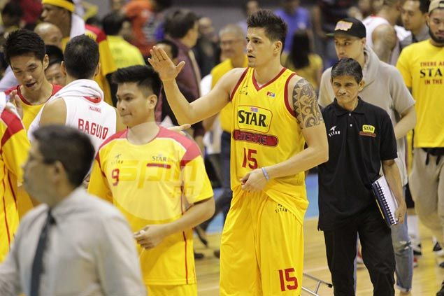 Marc Pingris in doubt for Gilas as he leaves for emergency trip to France