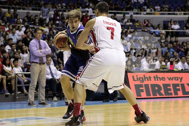Memory of playoff debacle in Philippine Cup keeps James Yap, Marc Pingris on their toes