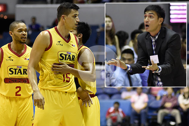 Marc Pingris admits big challenge facing Star Hotshots in bid to get act together
