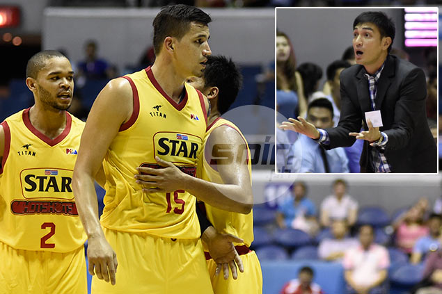Marc Pingris reveals players-only meeting helped imploding Star get act together
