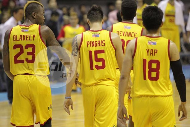 Marc Pingris off to early vacation, but vows to answer call if drafted for next Gilas team