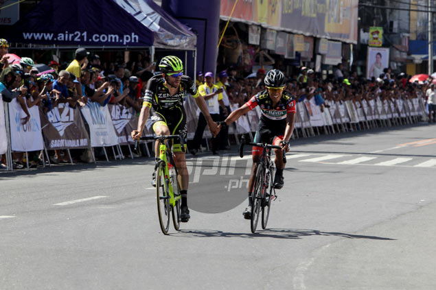 Pinoy hope Marcelo Felipe still likes Le Tour chances despite losing steam in Stage Two
