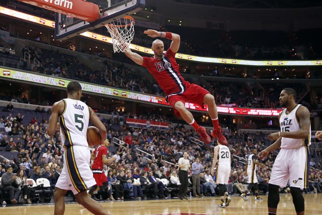 Wizards pull away in fourth to rout Jazz and start playoff push on the right track