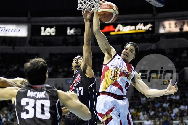Marcio Lassiter believes pressure still with SMB, but momentum on their side