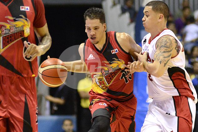SMB marksman Marcio Lassiter may also be unavailable for Gilas pool. Here's why