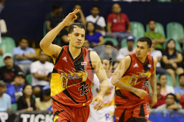 Import-less SMB shows heart of a champion, beats Rain or Shine to avert elimination