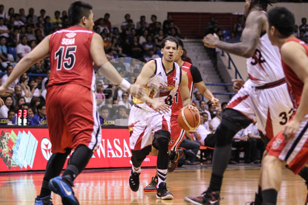 Lassiter, Austria agree losing debut a timely wakeup call for now-rolling Beermen